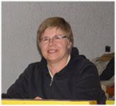 Linda our lighting director